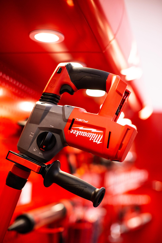 Photo d'un outils Milwaukee